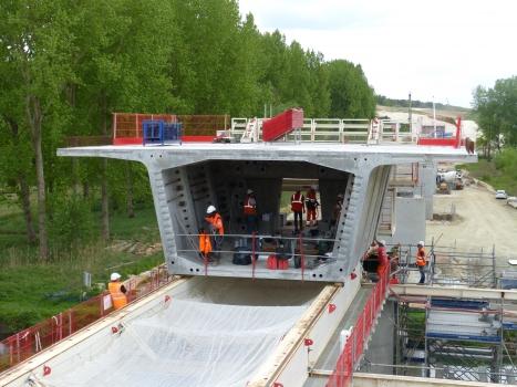Viaduc de l'Indre − LGV Sud-Europe-Atlantique