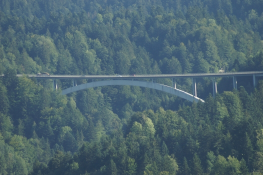 Viaduc de Lingenau