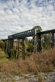 Lockyer Creek Railway Bridge