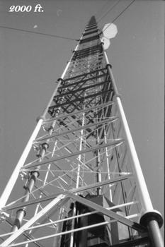 KCAU TV Tower