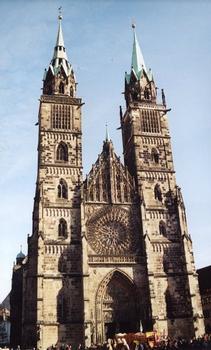 Saint Laurent à Nuremberg