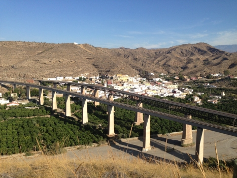 Pont de Santa Fe de Mondújar
