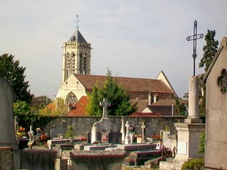 Église Saint-Justin de Louvres