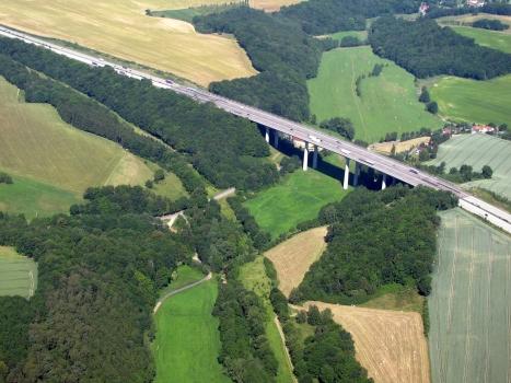 Talbrücke Triebischtal
