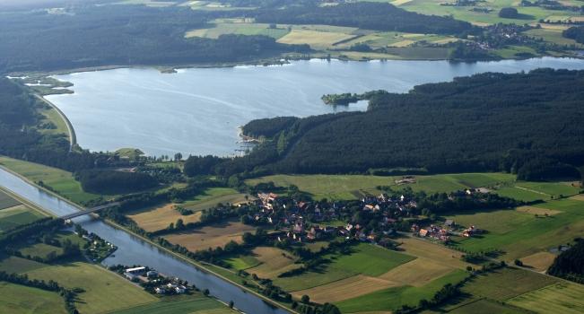Rothsee Dam