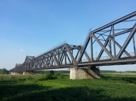 Luokou Yellow River Railway Bridge