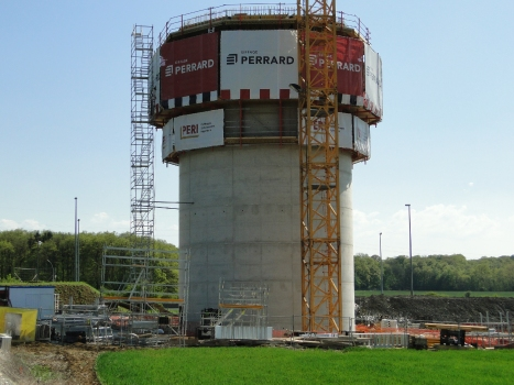 Gasperich Water Tower