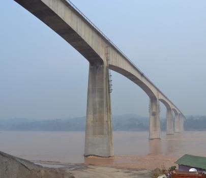 Pont ferroviaire de Luzhou
