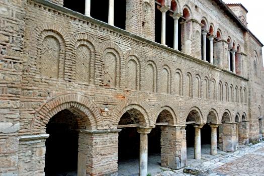 Église Sainte-Sophie d'Ohrid