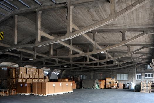 Hangar des Magazzini Generali de Chiasso