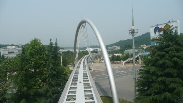 Daejeon Maglev Bridge
