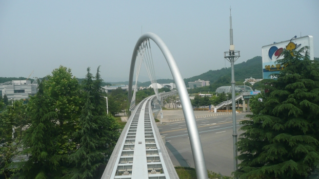 Pont-maglev de Daejeon