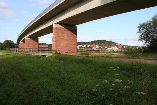 Mainbrücke Retzbach-Zellingen
