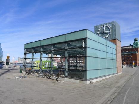 Malmö C Underground Station