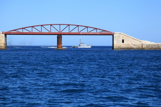 Saint Elmo Breakwater Bridge