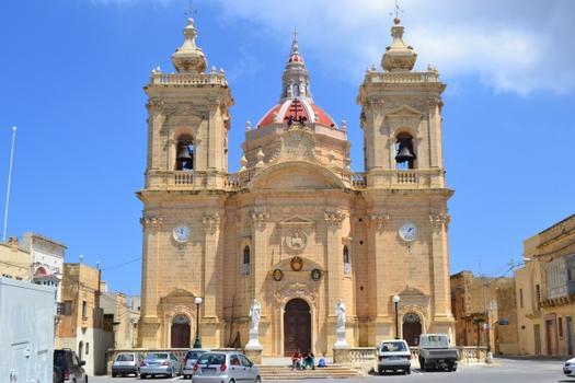 Basilique de la nativité de Notre-Dame de Xagħra