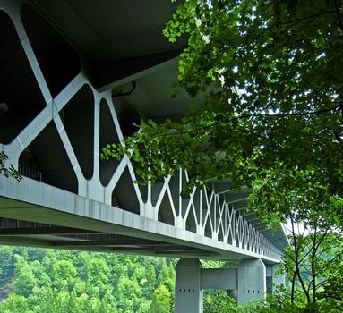 Pont sur le Mangfall
