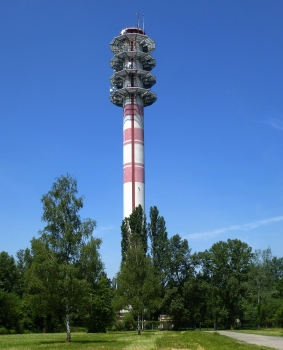 Marckolsheim Transmission Tower