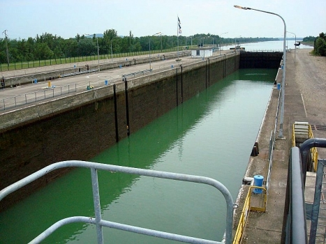 Marckolsheim Lock