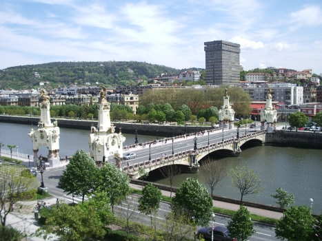 María-Cristina-Brücke