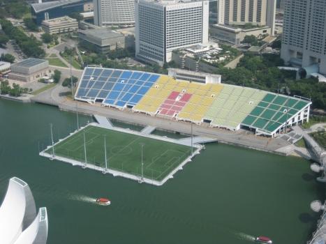 Marina Bay-Bühne