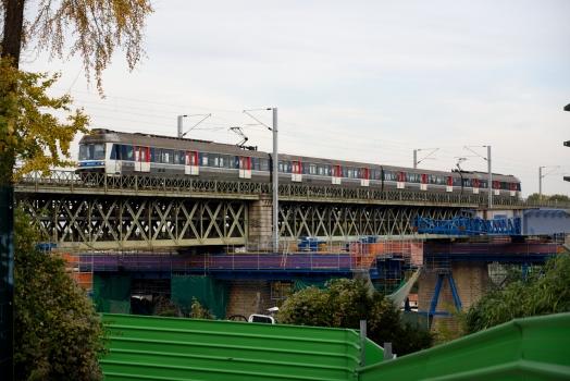 Viaduc ferroviaire de Marly-le-Roi