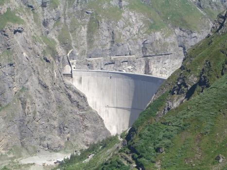 Barrage de Mauvoisin
