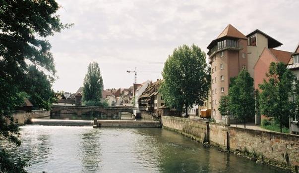 Maxbrücke, Nuremberg
