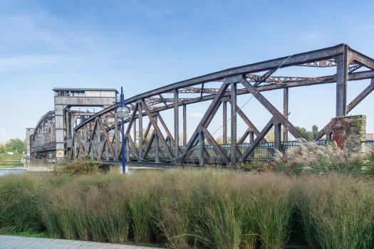 Magdeburg Lift Bridge