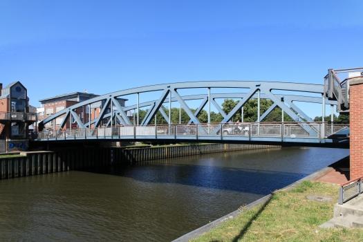 Meppen Vertical Lift Bridge