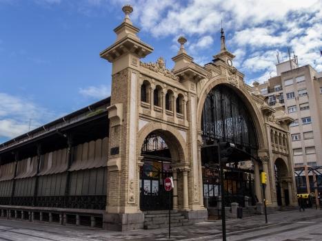 Zentralmarkthalle Saragossa