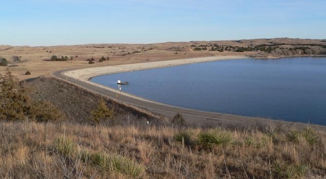 Merritt Dam
