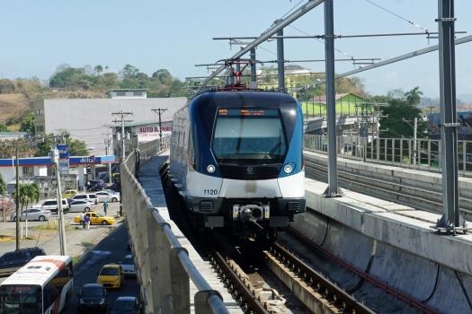 Linie 1 der Metro Panama