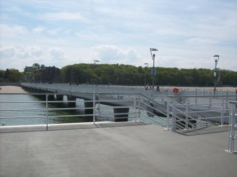 Seebrücke Kolobrzeg