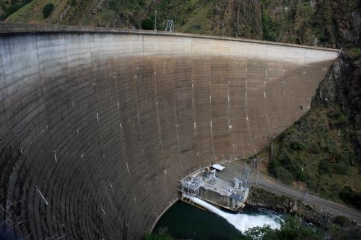 Monticello Dam