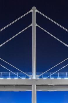 Moody Pedestrian Bridge