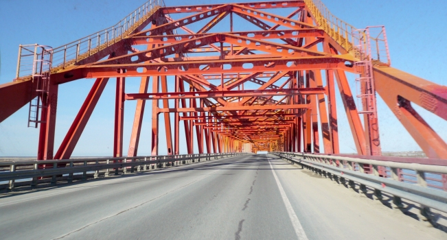 Pont de Khanty-Mansiysk