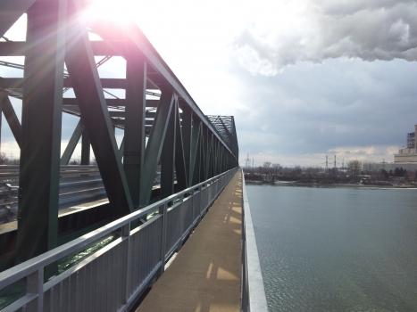 Obrenovac Road and Pipeline Bridge