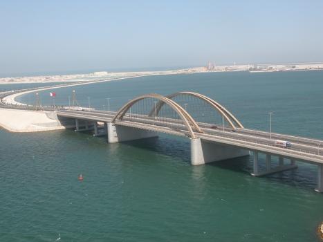 Sheikh Khalifa bin Salman Causeway Bridge