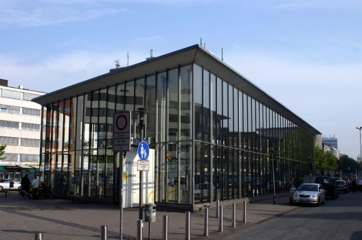 Radstation Münster Hbf