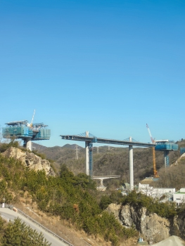 Shin-Meishin Mukogawa Bridge