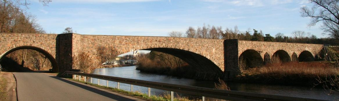 Zwickauer-Mulde-Brücke Penig