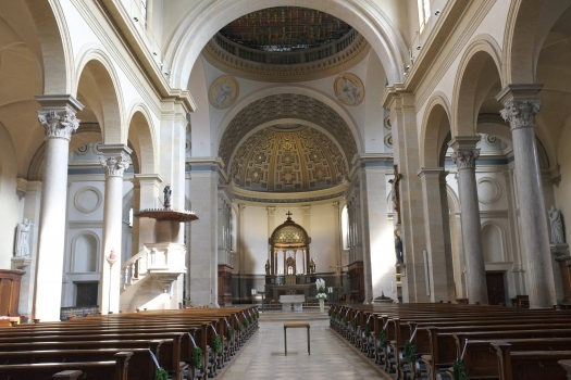 Stadtpfarrkirche Sankt Ursula