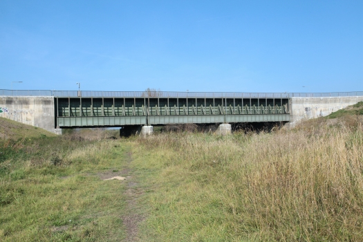 Kanalbrücke Ems