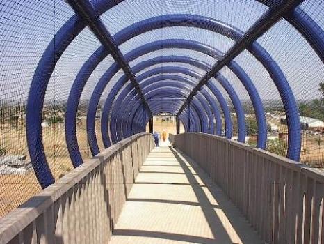 N1 Kekana Gardens Pedestrian Bridge