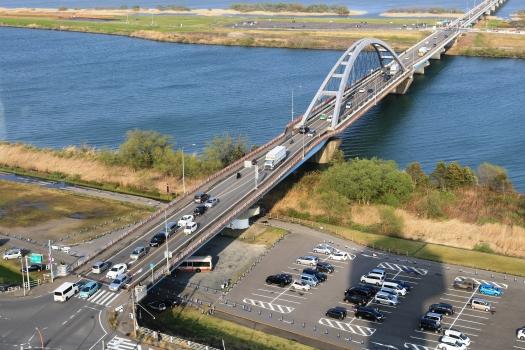 Nagaragawa-Brücke