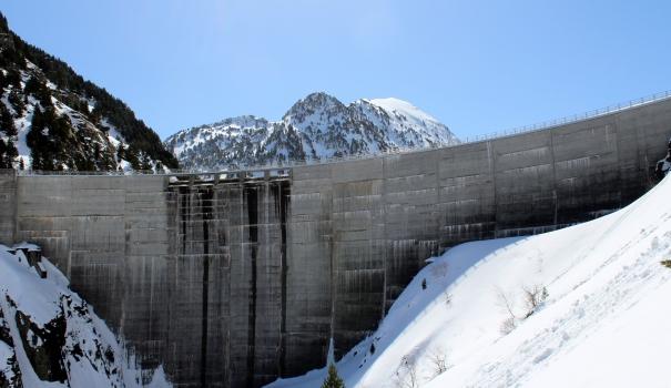 Barrage de Naguilhes