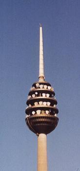 Nuremberg Transmission Tower
