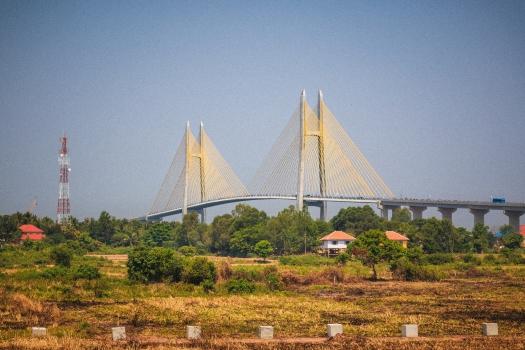 Neak Loeung Bridge
