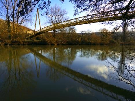 Hessigheim Footbridge